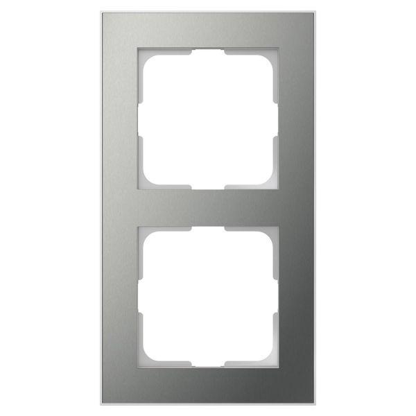 Elko EKO06136 Yhdistelmäkehys sininen metalli/alumiini 2-paikkainen