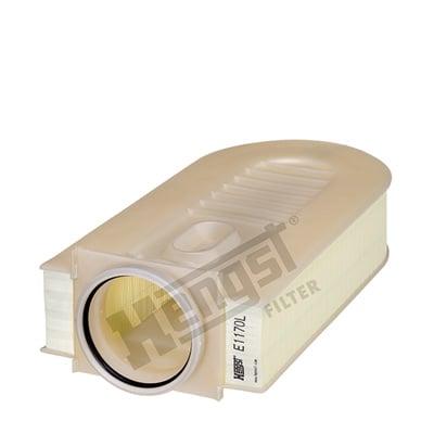 Ilmansuodatin HENGST FILTER E1170L