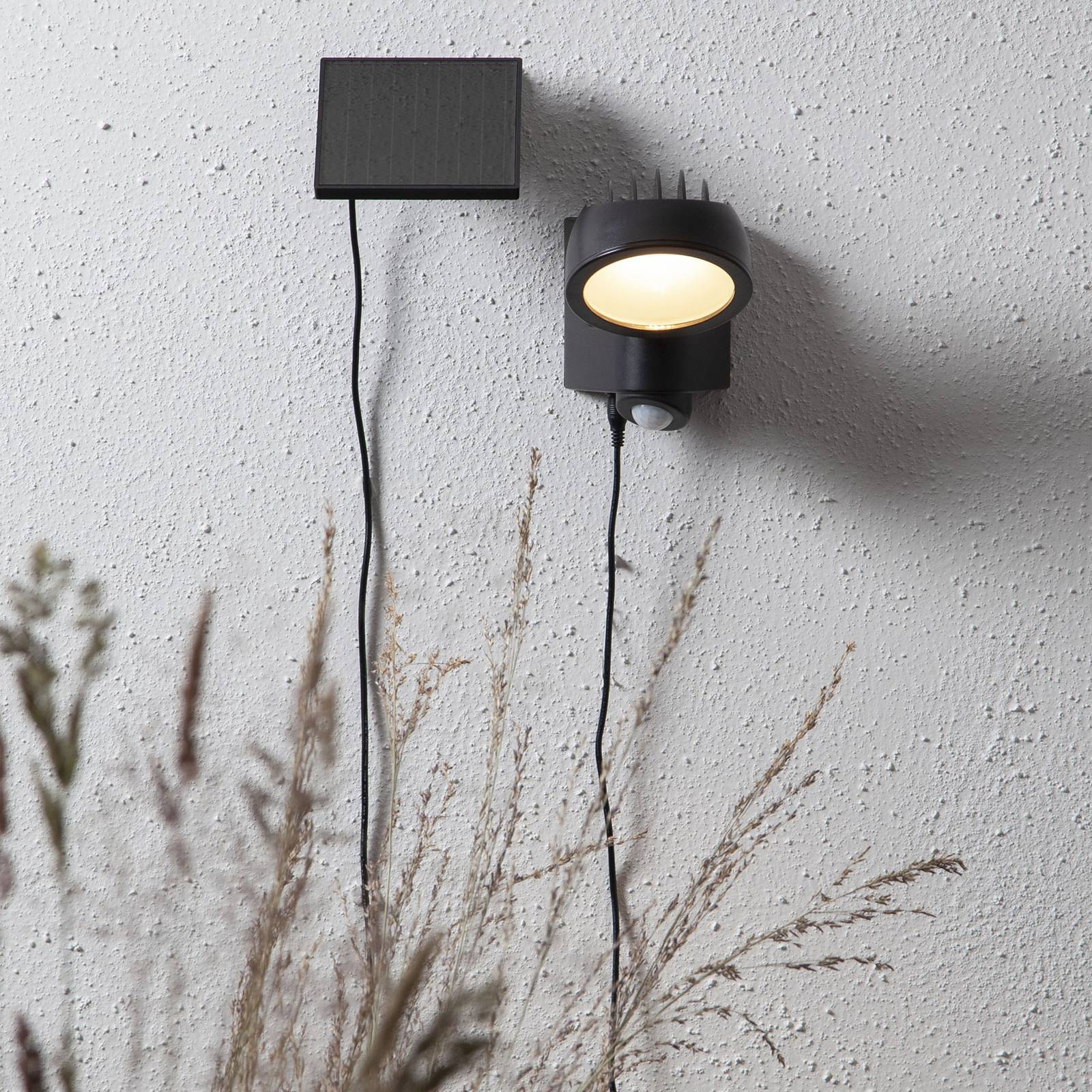 Powerspot Sensor -LED-valaisin, pyöreä, 150 lm