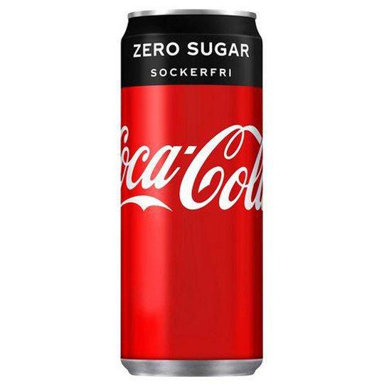Coca-Cola Zero - 30% rabatt