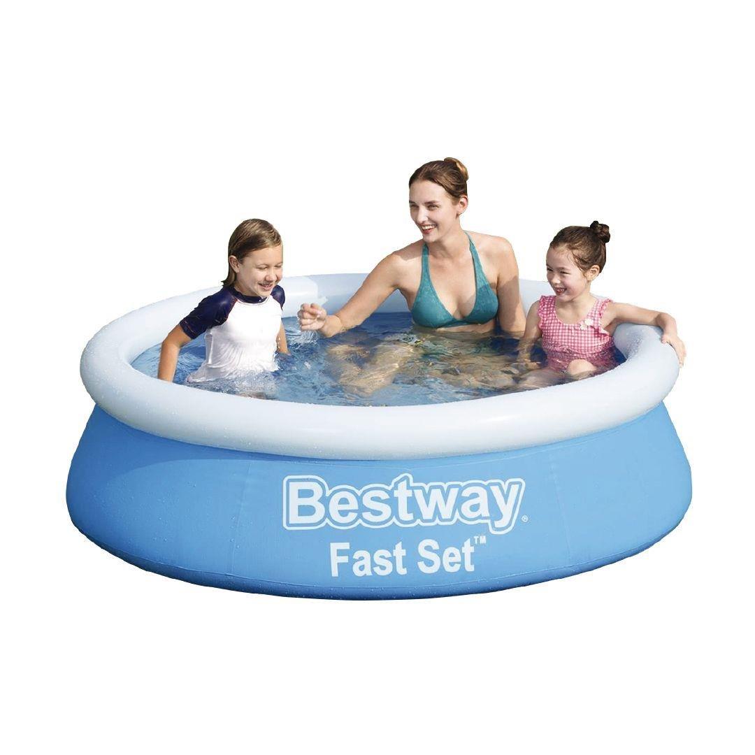 Bestway - Fast Set Pool 183x51 wihtout pump (940L) (57392)