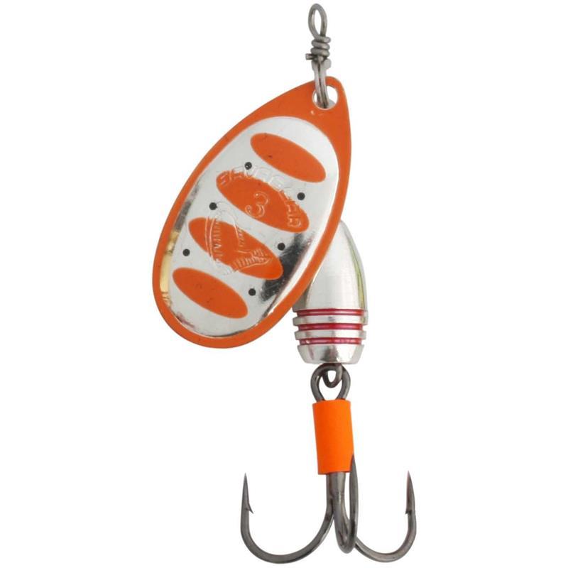 Savage Gear Rotex Spinner Fluo Orange Si 8g - #3