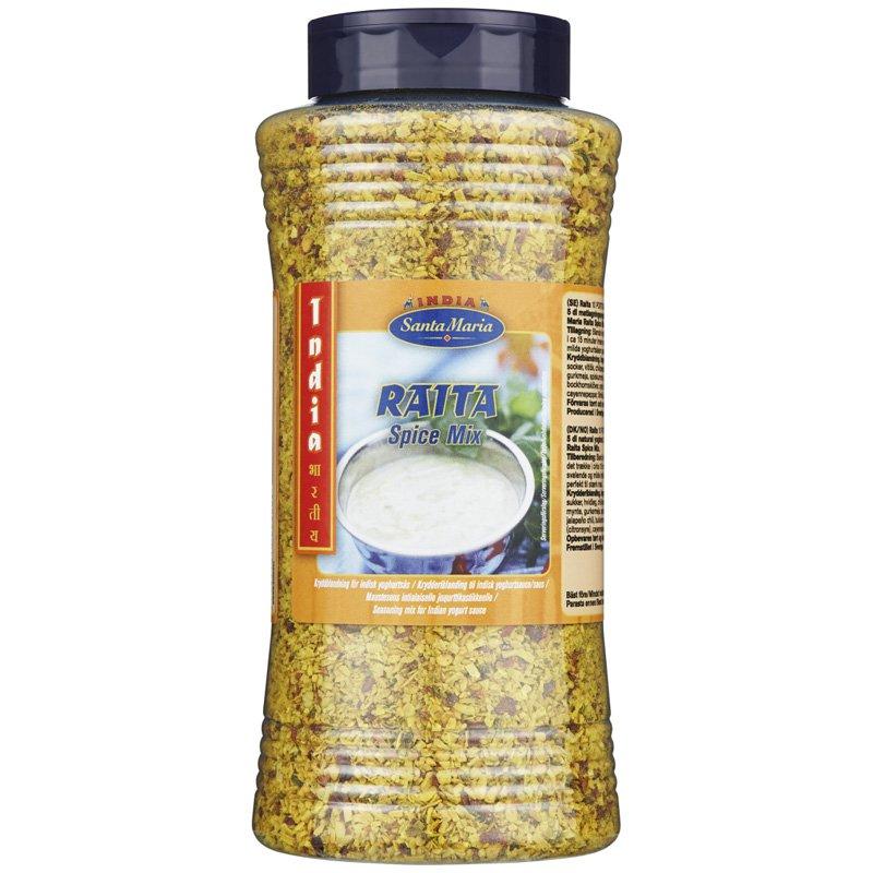 "Mausteseos ""Raita Spice Mix"" 780g - 46% alennus"