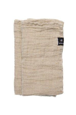 Badehåndkle Fresh Laundry 70x135 cm - Natur