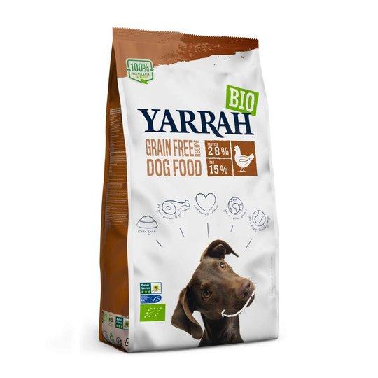 Yarrah Organic Dog Adult Chicken & Fish Grain Free (2 kg)
