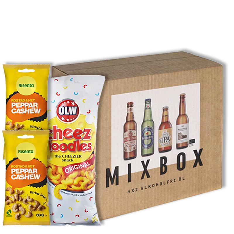 Öl Alkoholfri Mixbox - 38% rabatt