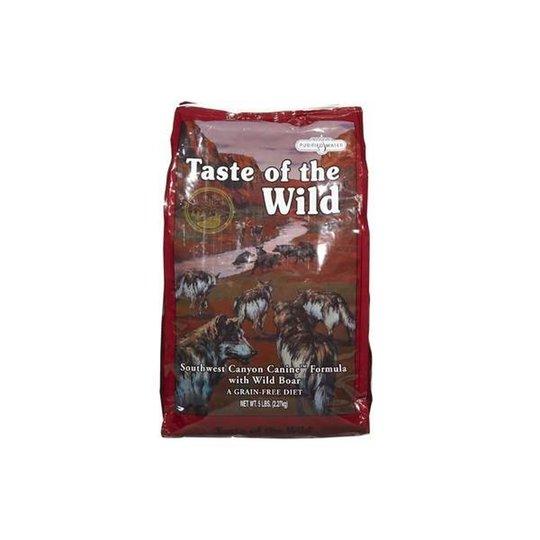 Taste of the Wild Southwest Canyon Canine, Wild Boar (12,2 kg)