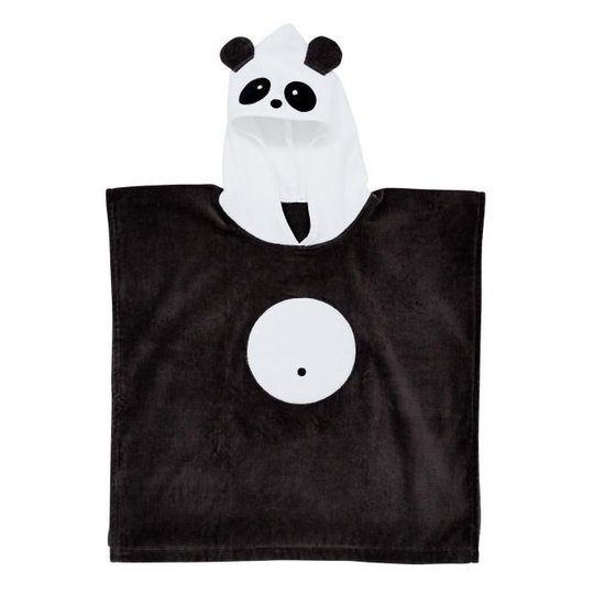 Kylpyponcho, Panda