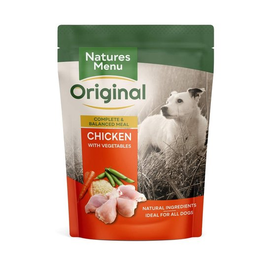 Natures:menu Dog Adult Chicken 300 g