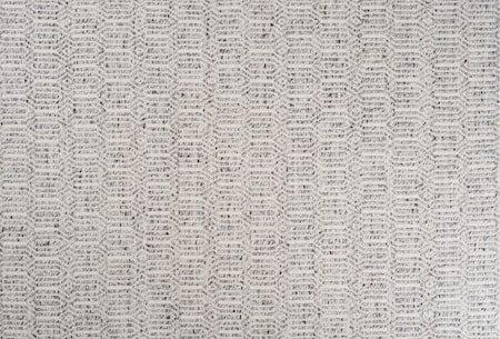 Justin Teppe Grå 250x350 cm
