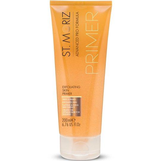St Moriz Advanced Pro Exfoliating Skin Primer, 200 ml St Moriz Advanced Pro Vartalokuorinnat
