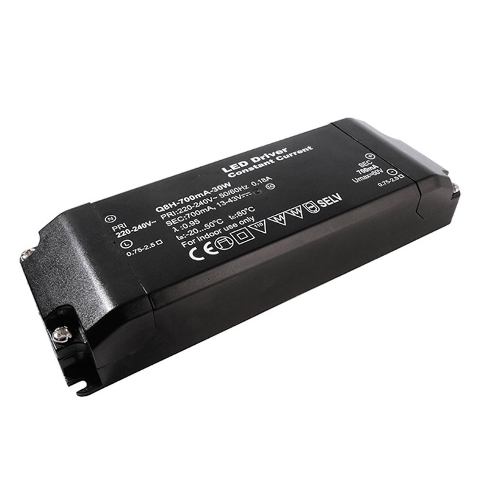 Strømforsyning LED 700 mA for COB170