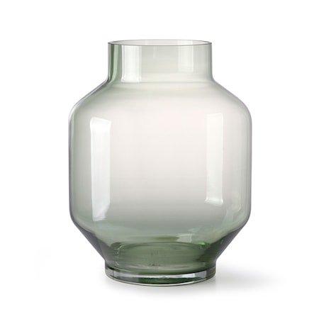 Green Glas Vase L
