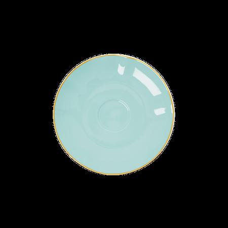 Tefat 17 cm Porselen Mint