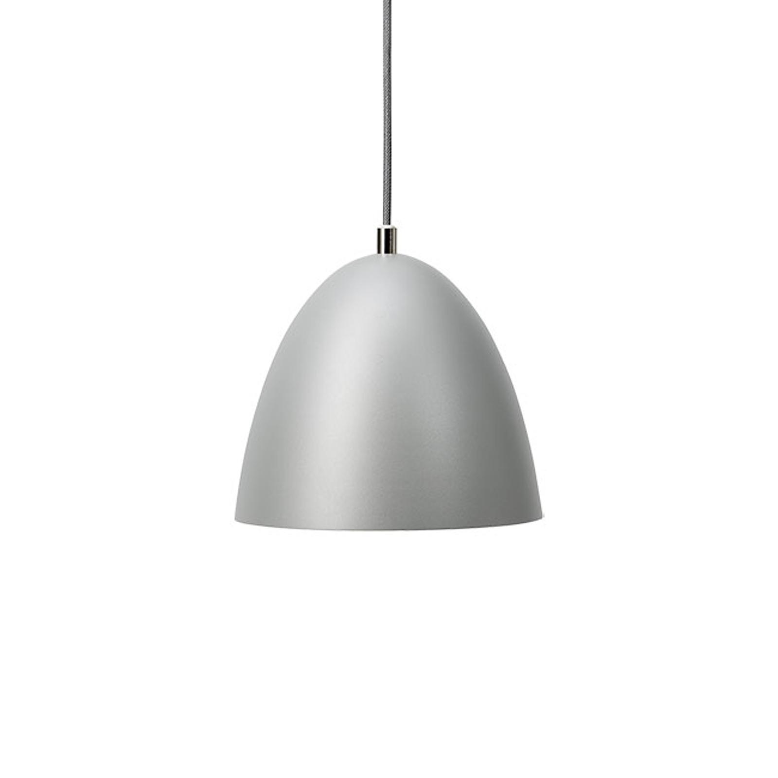 LED-riippuvalaisin Eas, Ø 24 cm, 3 000 K, harmaa