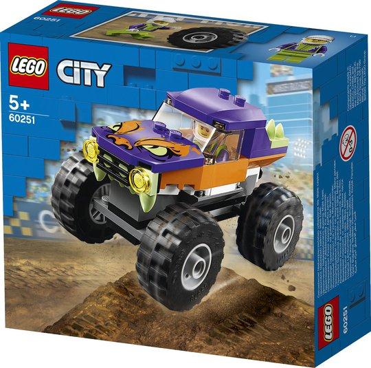 LEGO City Great Vehicles 60251 Monstertruck