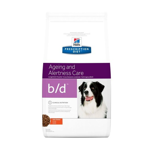 Hill's Prescription Diet Canine b/d Ageing & Alertness Care Chicken 12 kg