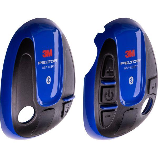 3M Peltor 7100246985 Skall til WS ALERT, blå