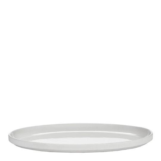 Serax - Serax Passe-Partout Tallrik oval 29 cm Vit