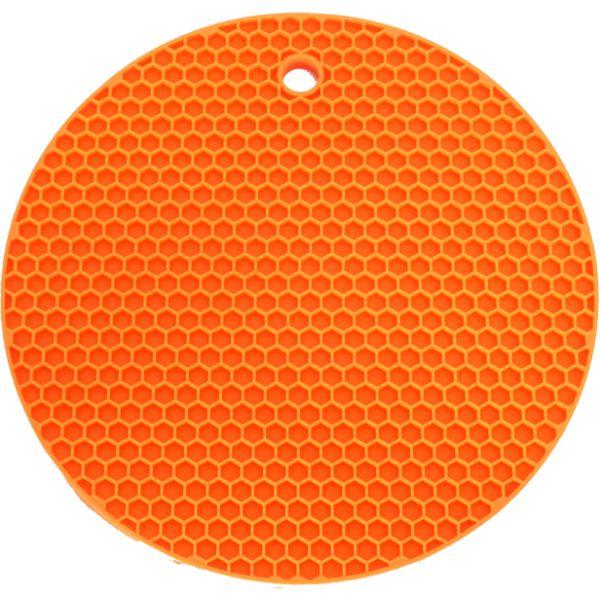 LotusGrill U-OR-R Patalappu pyöreä Oranssi