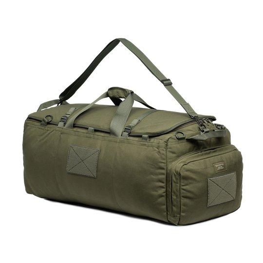 Savotta Keikka 80L väska, grön