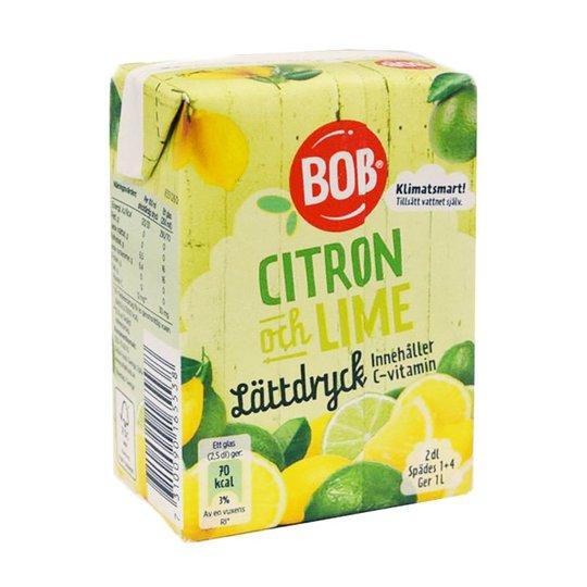Lättdryck Citron & Lime - 23% rabatt