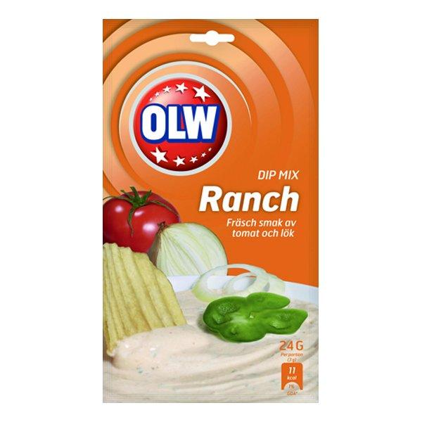 OLW Dippmix Ranch - 24 gram