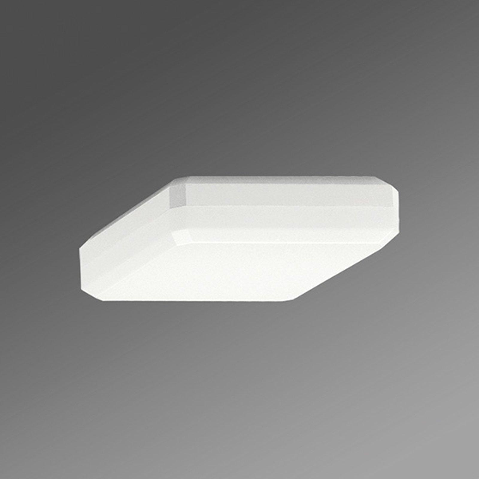 Takinnfellingslampe WQL spreder opal universalhvit