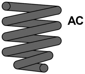 Jousi (auton jousitus), Taka-akseli, SAAB 9-5 Kombi, 12 755 245, 12 760 117