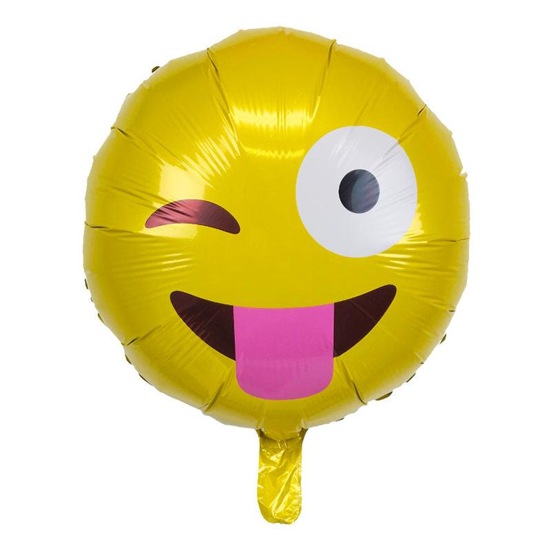 Folieballong Emoji Mischief
