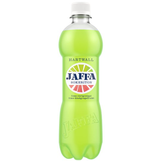 Jaffa Lime-Verigreippi Light 0,5l - 27% alennus
