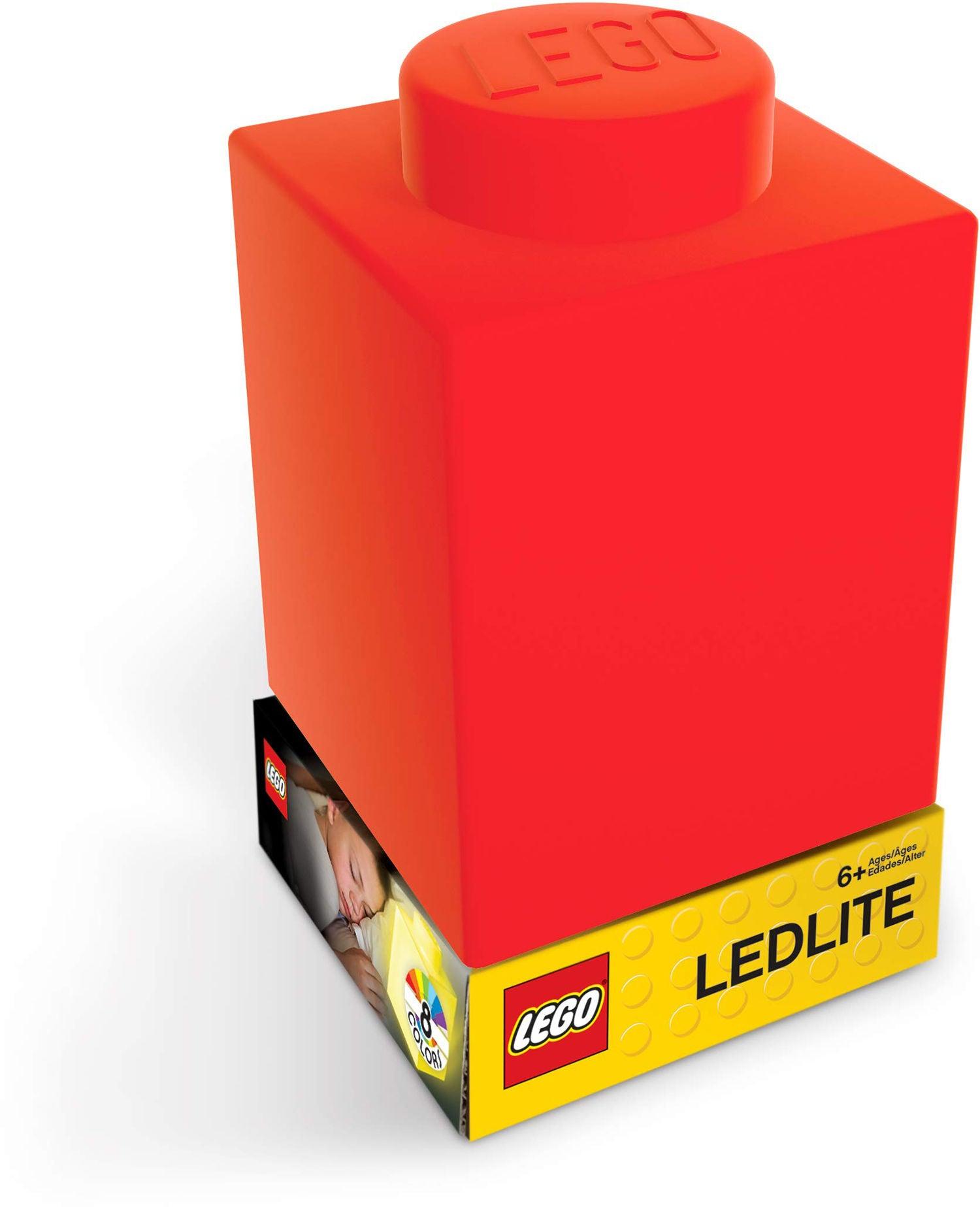 LEGO Classic Silicone Brick Yövalo, Punainen