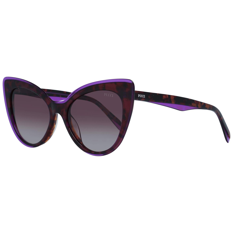 Emilio Pucci Women's Sunglasses Purple EP0106 5483F