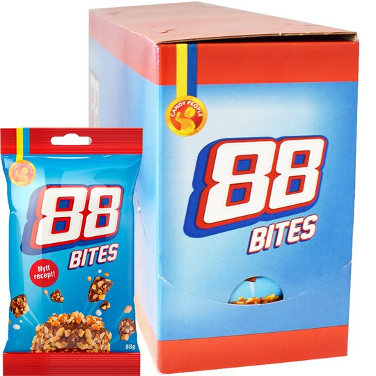 88:an Bites 15-pack - 90% rabatt