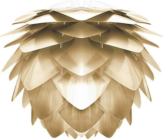 Umage Silvia Lampe, Brushed brass