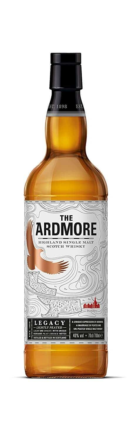 The Ardmore 'Legacy' Single Malt Whisky 70cl