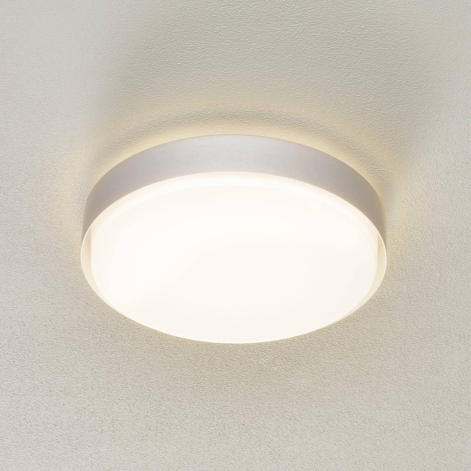 BEGA 34278 LED-kattovalaisin, alumiini, Ø 36 cm