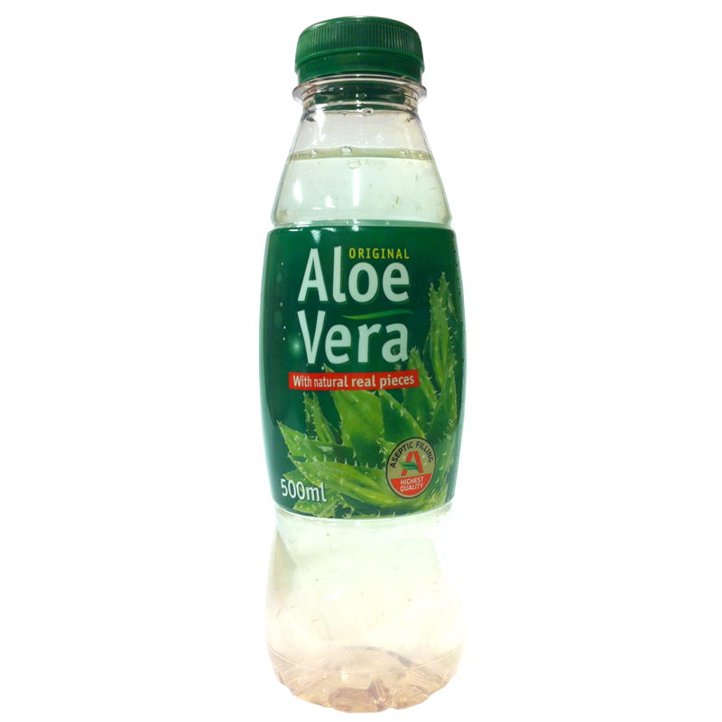 Aloe Vera Vatten - 53% rabatt