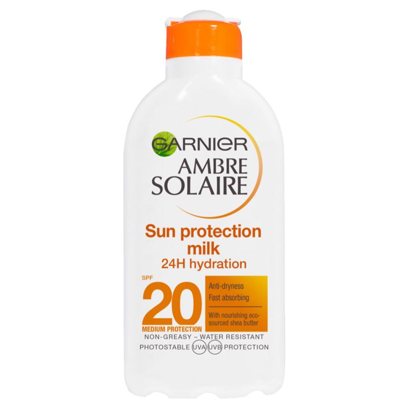 "Solskydd ""Sun Protection Milk SPF20"" 200ml - 55% rabatt"