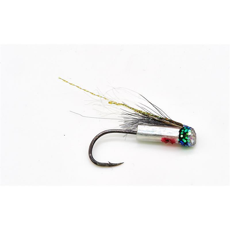 Fishmadman V-Fly Hitchman Small Silver Kjøp 12 fluer få gratis flueboks