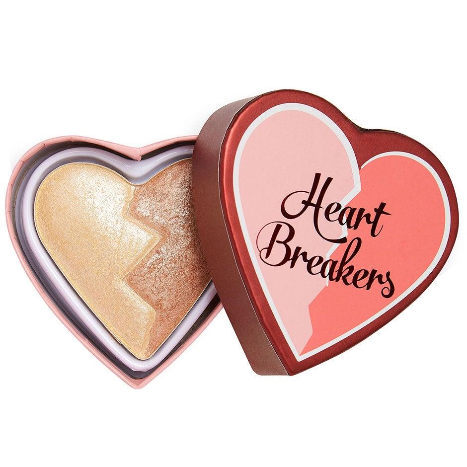 I Heart Heartbreakers Highlighter, Makeup Revolution Highlighterit