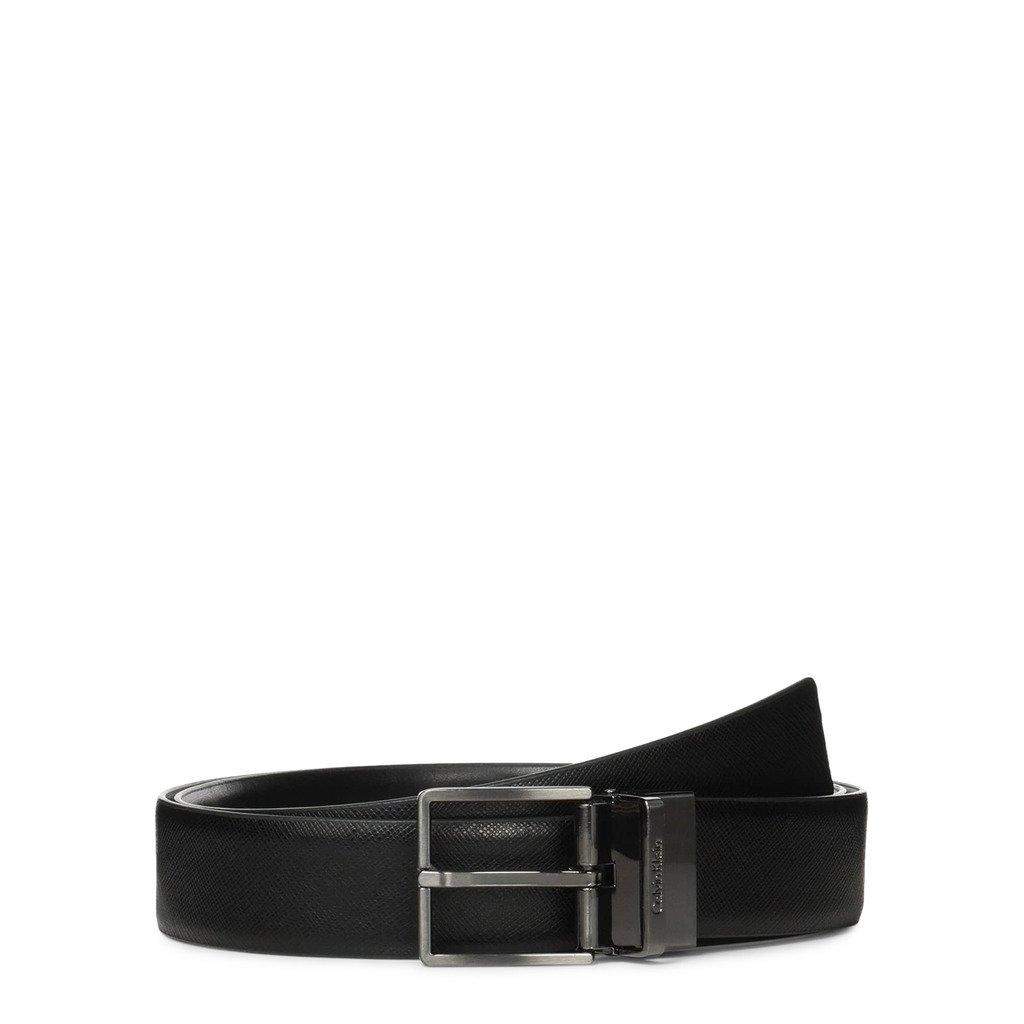 Calvin Klein Men's Belt Black K50K503172 - black 85