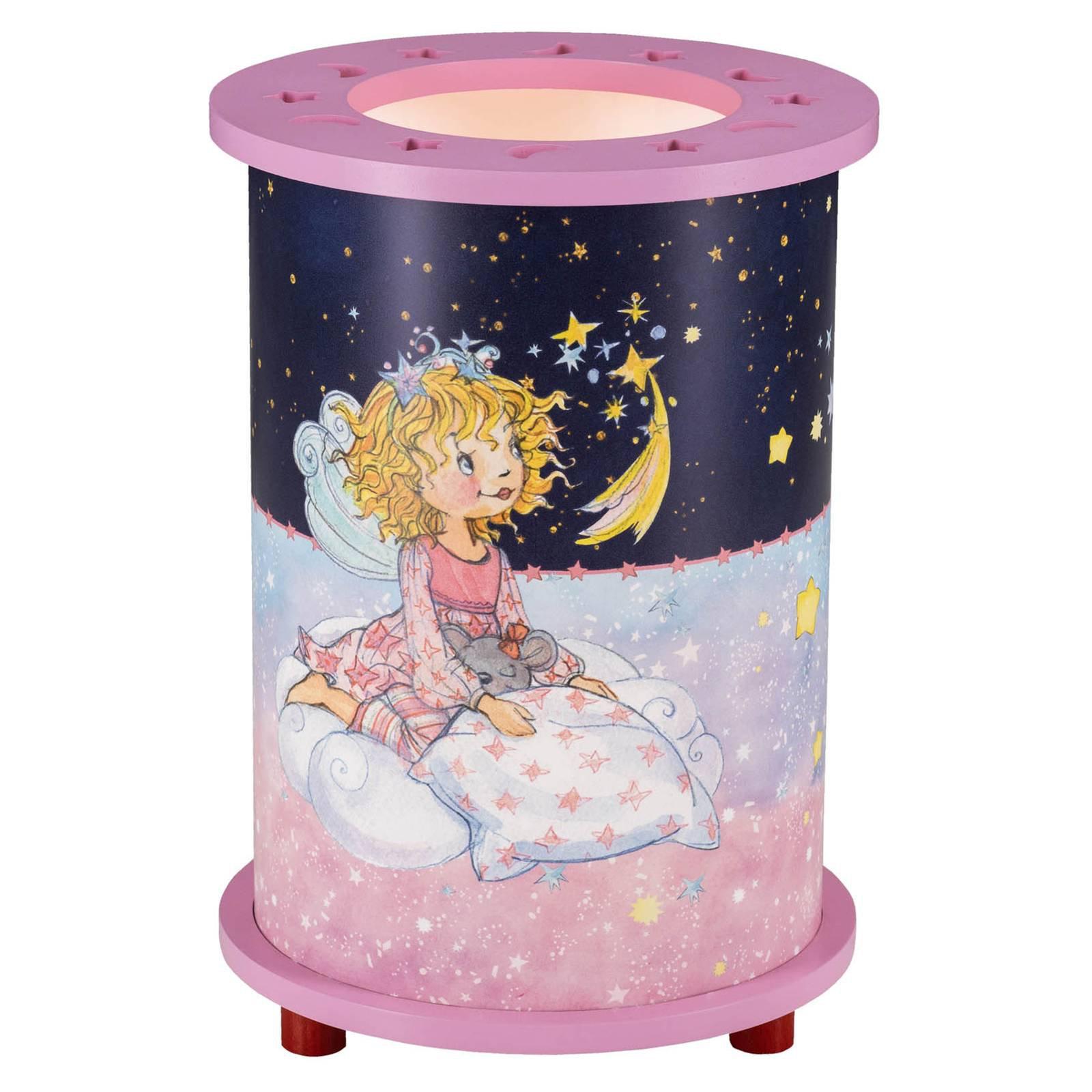 Bordlampe Prinsesse Lillifee, stjerner