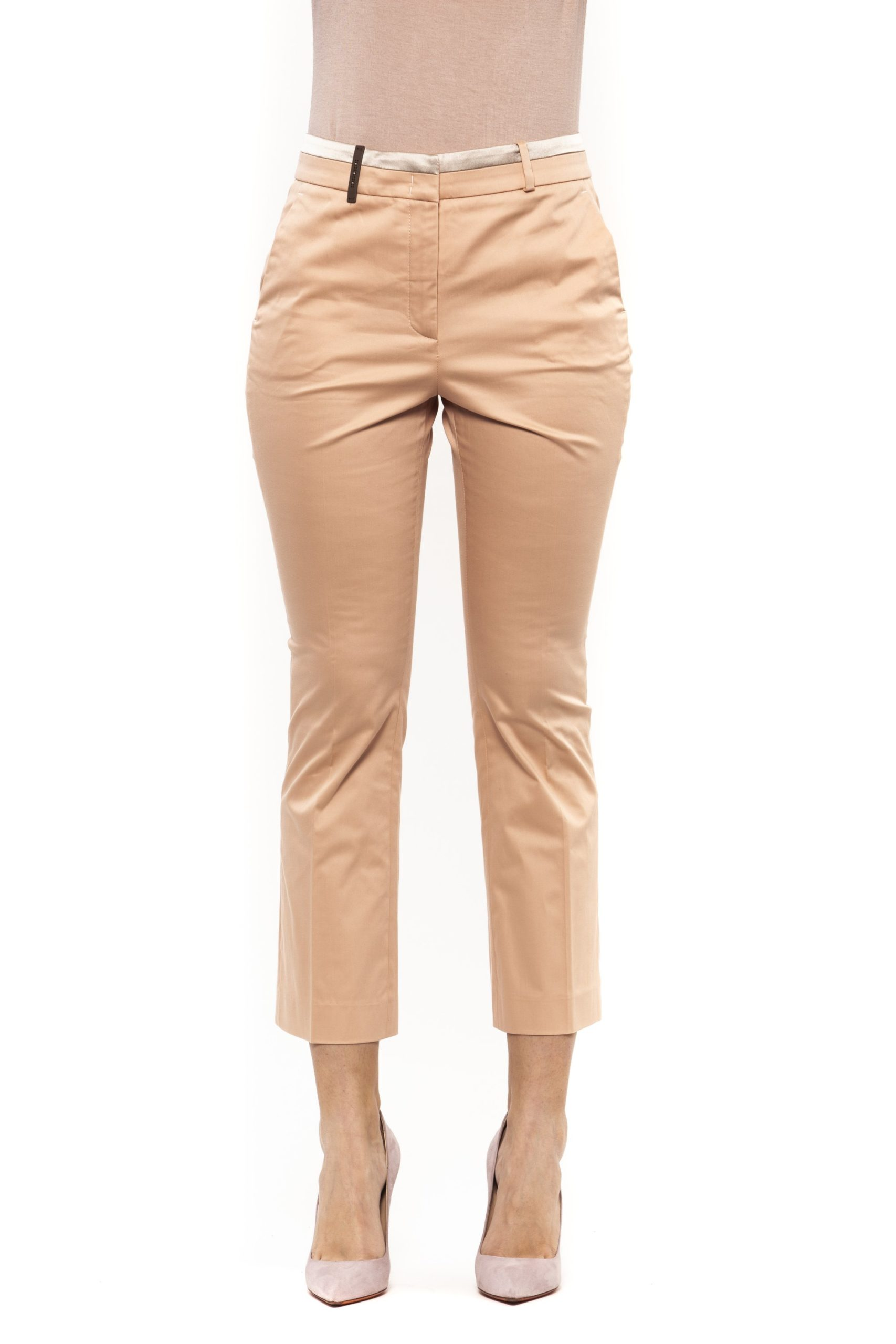 A Marrone Brown Jeans & Pant - IT42 | S