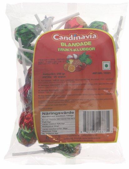 Fruktklubbor - 48% rabatt