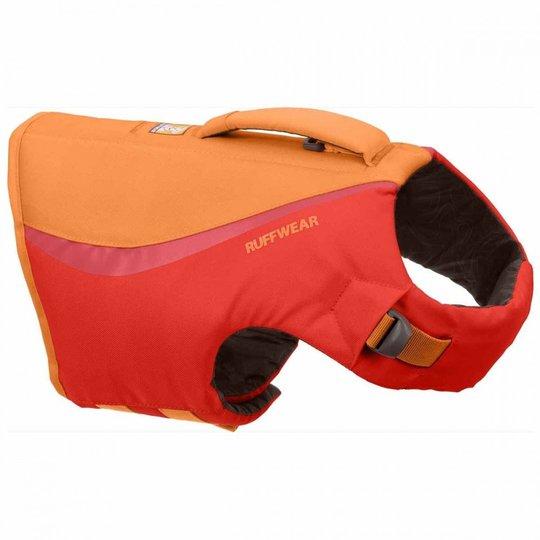 RuffWear Float Coat Hundflytväst Röd (XXS)