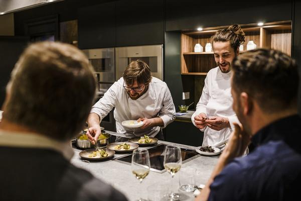 Chef's Table Dinner
