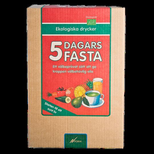 5 Dagars Fasta