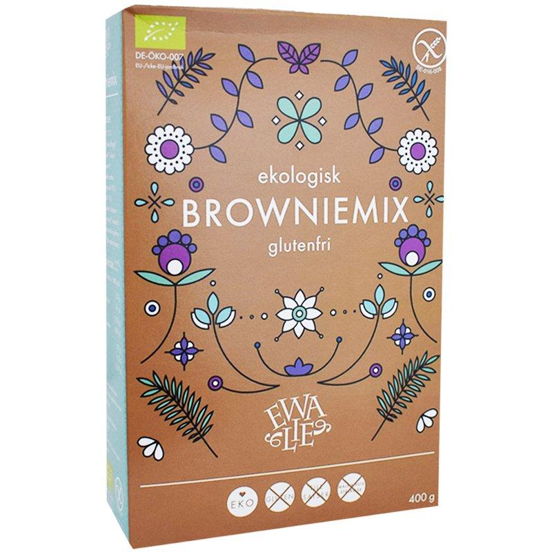 Leivontamix Brownie Gluteeniton 400 g - 46% alennus