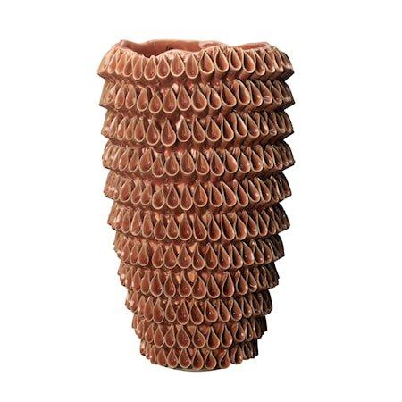 Vase Korall design 35cm
